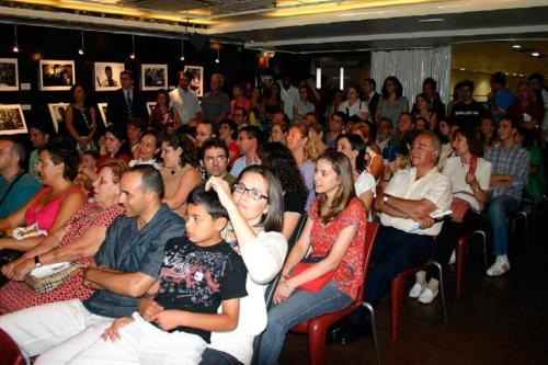 16 DE JULIO DE 2007<BR>Presentación El Sueño de Judas en FNAC Callao (Madrid)