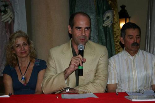 6 DE AGOSTO DE 2011<BR>Presentación La Torre del Gallo en Sigüenza