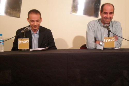 23 DE DICIEMBRE 2011<BR>Presentación La Torre del Gallo en FNAC-San-Agustín (Zaragoza)
